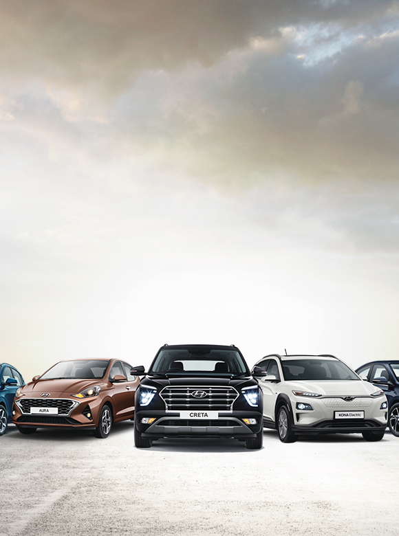 Hyundai Car Emi Mobile Banner